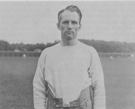 Notre Dame player, coach, curator of the Notre Dame Sports and Games Collection, writer and Notre Dame football historian.