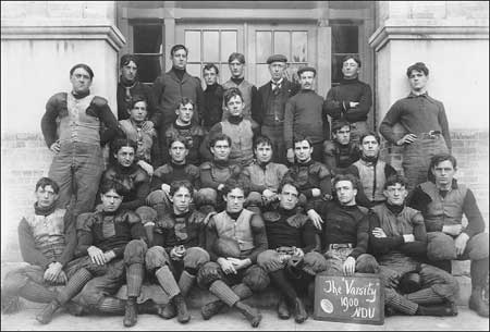 The Notre Dame team of 1900